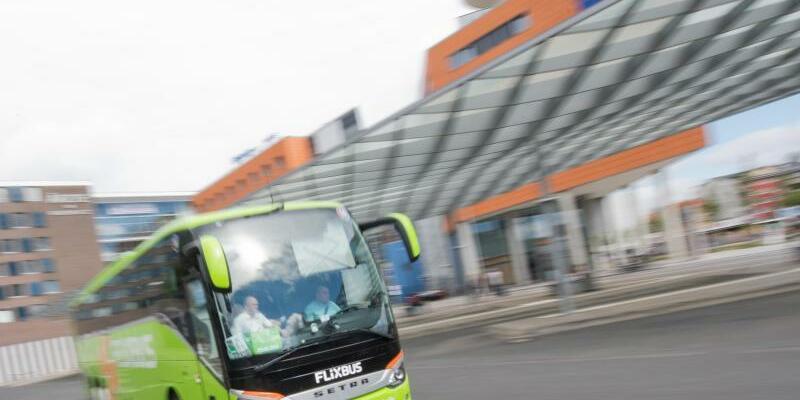 Flixbus - Foto: Julian Stratenschulte