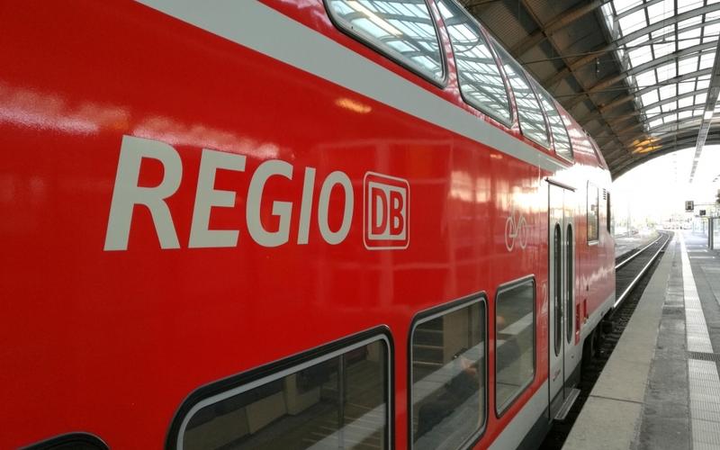 Regionalzug der Deutschen Bahn - Foto: über dts Nachrichtenagentur