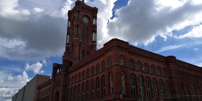 Rotes Rathaus in Berlin - Foto: über dts Nachrichtenagentur
