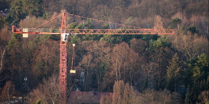 Baukran - Foto: über dts Nachrichtenagentur
