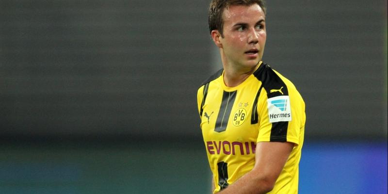 Mario Götze (BVB) - Foto: über dts Nachrichtenagentur