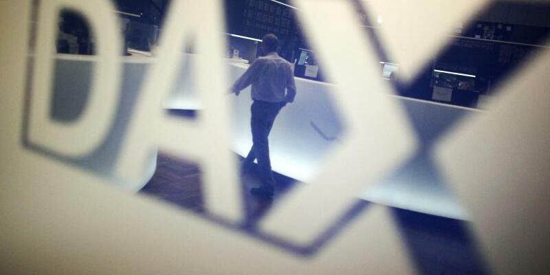 Dax-Logo - Foto: Fredrik von Erichsen