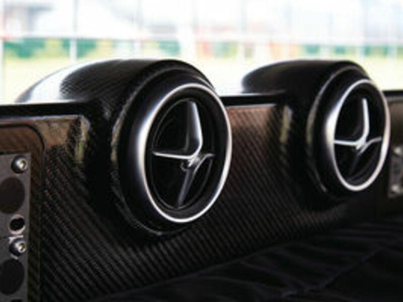 Unterstützung für das MERCEDES AMG PETRONAS Formel 1-Team - Foto: ebm-papst Mulfingen GmbH & Co. KG, pressetext.de