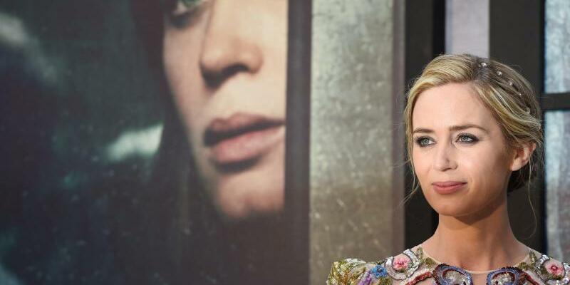 Emily Blunt - Foto: Facundo Arrizabalaga