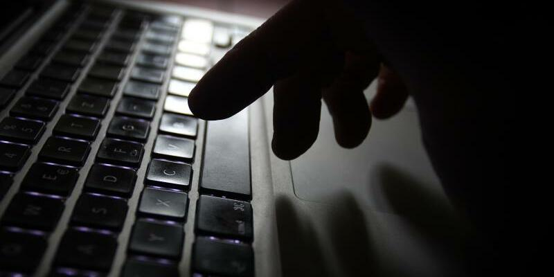 Laptop-Tastatur - Foto: Karl-Josef Hildenbrand