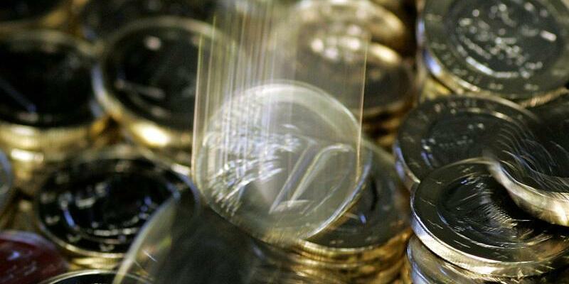Euromünzen - Foto: Orestis Panagiotou
