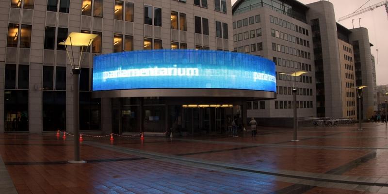 EU-Parlament in Brüssel - Foto: über dts Nachrichtenagentur
