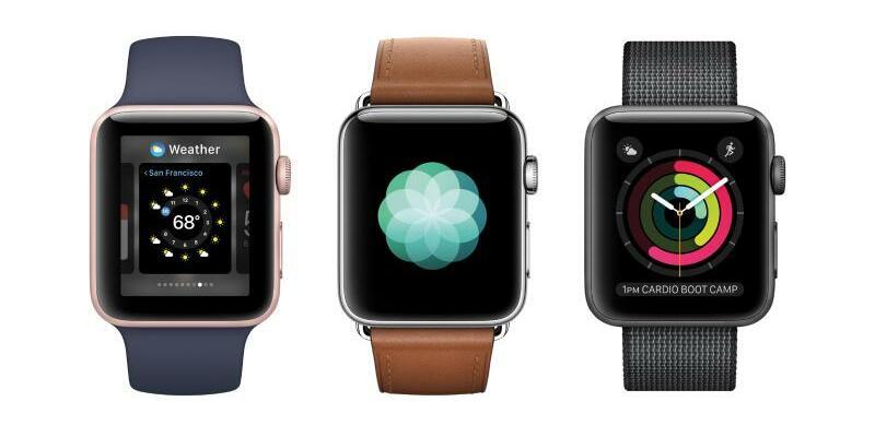 Apple Watch - Foto: Apple