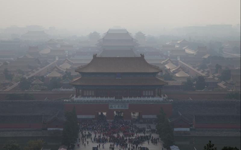 Verbotene Stadt in Peking - Foto: über dts Nachrichtenagentur