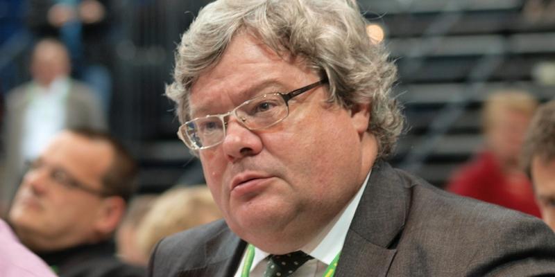 Reinhard Bütikofer - Foto: über dts Nachrichtenagentur