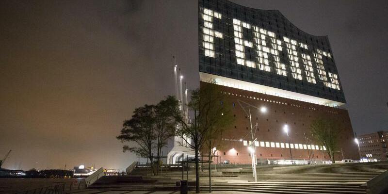 Elbphilharmonie ist «FERTIG» - Foto: Christian Charisius