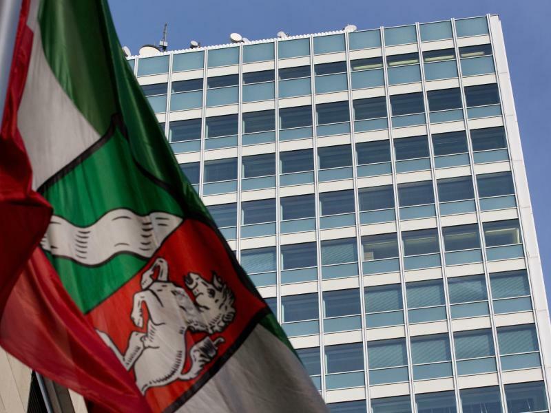 Wirtschaftsministerium in Düsseldorf - Foto: Martin Gerten