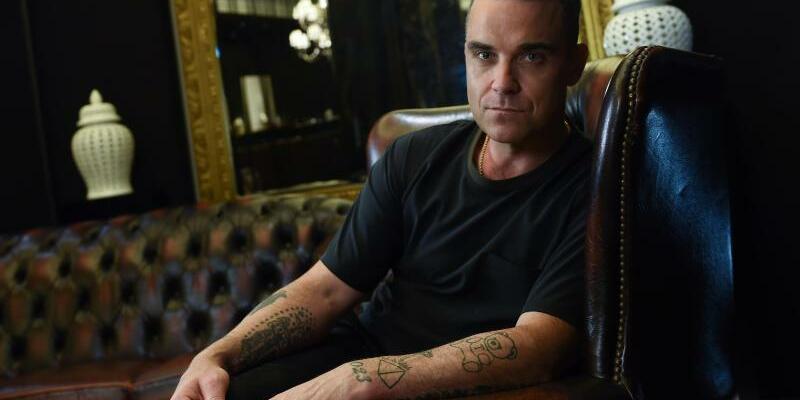 Robbie Williams - Foto: Britta Pedersen