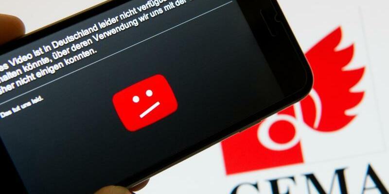 YouTube und Gema - Foto: Sven Hoppe