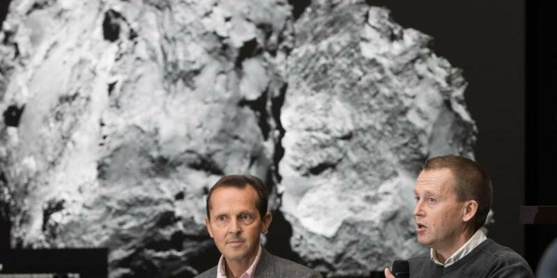 Asteroiden - Foto: Jörg Carstensen