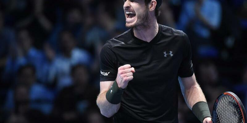 Andy Murray - Foto: Andy Rain