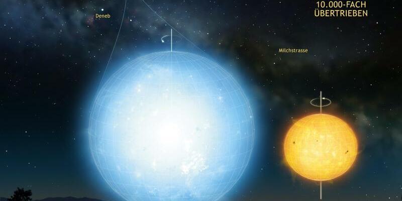 Kepler 11145123 - Foto: Mark A. Garlick/Max-Planck-Gesellschaft