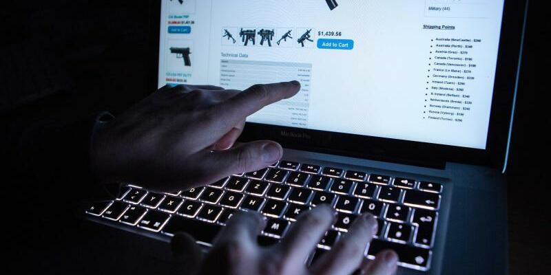 Kriminelle Aktivitäten im Netz - Foto: Silas Stein/Archiv/Illustration