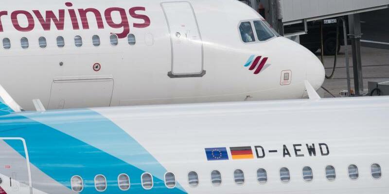 Eurowings - Foto: Bernd Thissen
