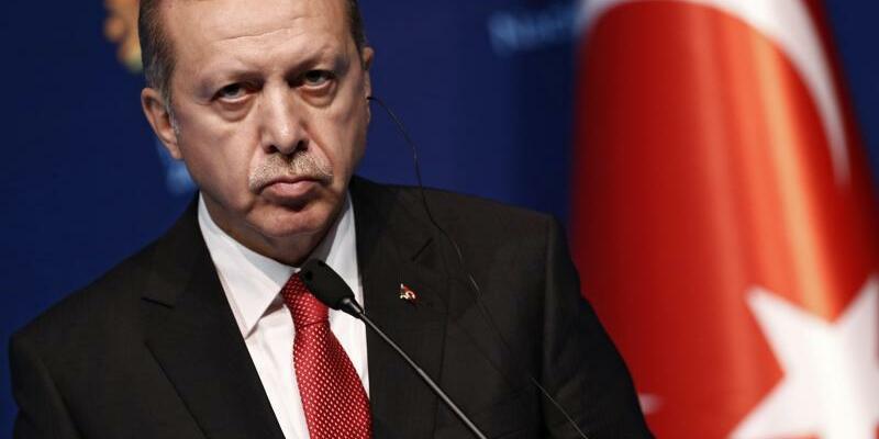 Erdogan - Foto: Sedat Suna