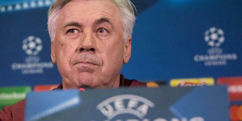 Carlo Ancelotti - Foto: Peter Kneffel