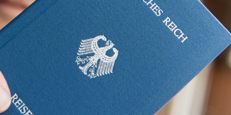 «Reichsbürger»-Reisepass - Foto: Patrick Seeger
