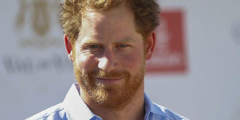 Prinz Harry - Foto: Nic Bothma