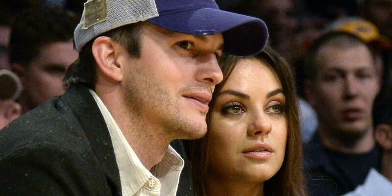 Mila Kunis & Ashton Kutcher - Foto: Michael Nelson