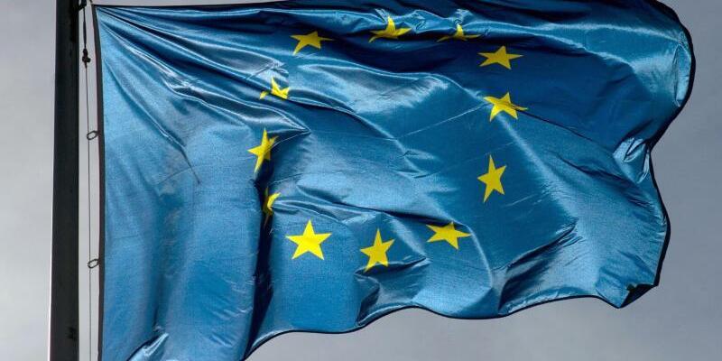 Europa-Fahne - Foto: Marijan Murat