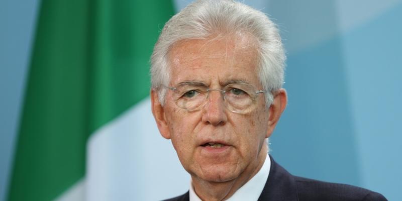 Mario Monti - Foto: über dts Nachrichtenagentur