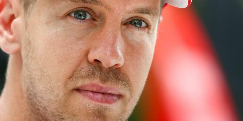 Ferrari-Star - Foto: Mercedes respektiert den Vertrag von Sebastian Vettel bei der Scuderia Ferrari. Foto:Diego Azubel