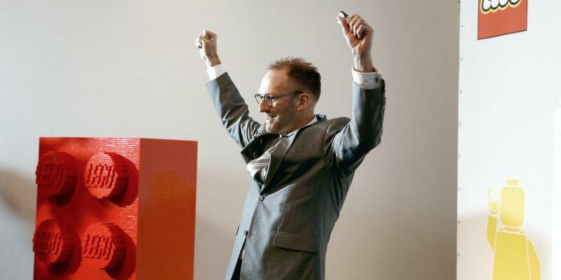 Lego - Vig Knudstorp - Foto: Vig Knudstorp, der seit 2004 Lego-Chef war, soll nun die neue Unternehmenseinheit Lego BrandGroup leiten. Foto:Martin Dam Kristensen