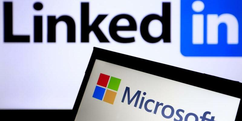 Microsoft und LinkedIn - Foto: Ritchie B. Tongo