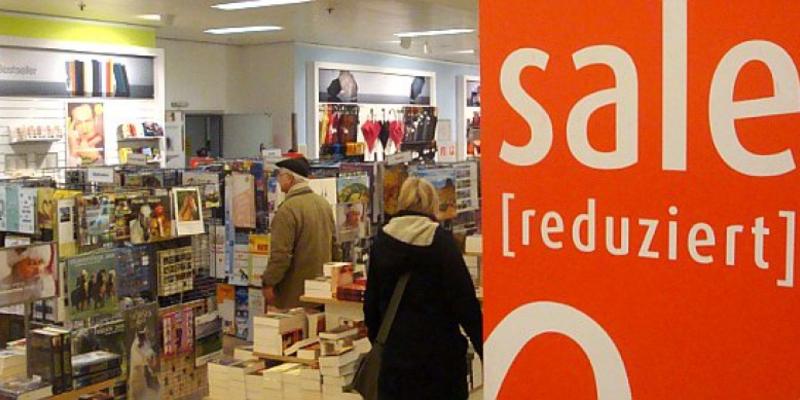 Rabattaktion im Einzelhandel - Foto: über dts Nachrichtenagentur