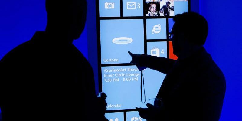 Cortana - Foto: Gary He/Insider Images