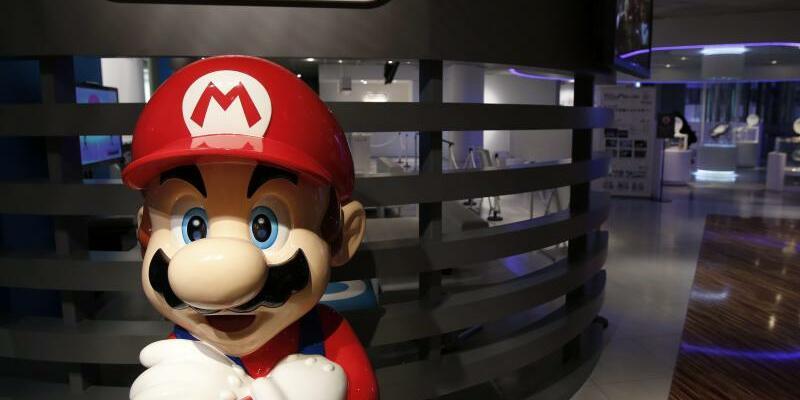 Super Mario - Foto: Kiyoshi Ota