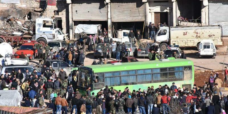 Aleppo - Foto: Sana