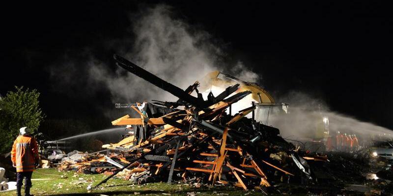 Wohnhausexplosion - Foto: Carmen Jaspersen