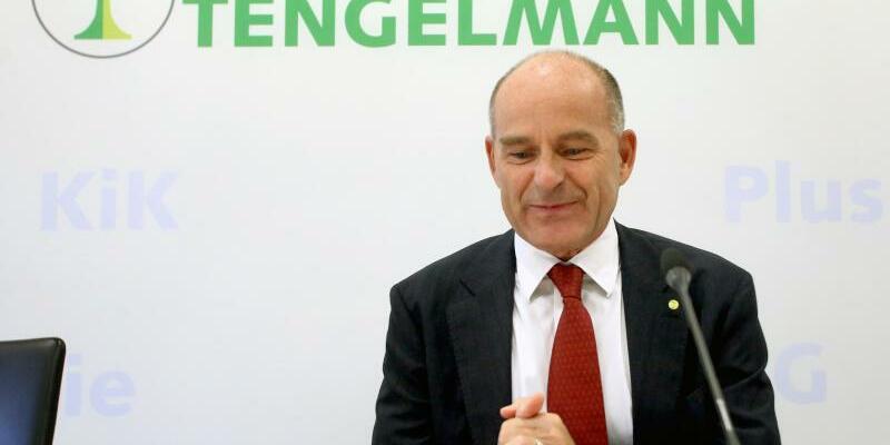 Karl-Erivan Haub - Foto: Karl-Erivan Haub, Chef der Unternehmensgruppe Tengelmann. Foto:Karl-Erivan Haub