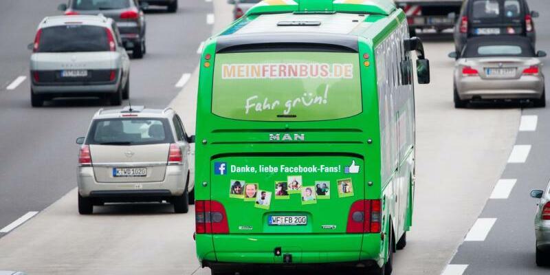 MdeinFernbus - Foto: Fernbus-Anbieter MeinFernbus dominiert den Markt in Deutschland. Foto:Rolf Vennenbernd