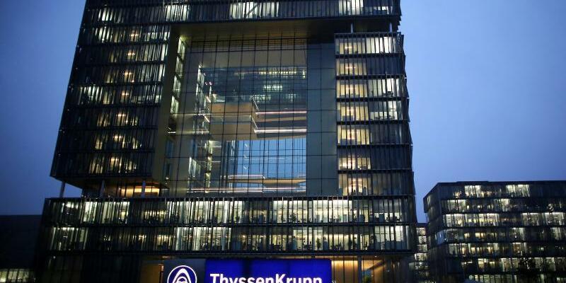 ThyssenKrupp - Foto: Oliver Berg
