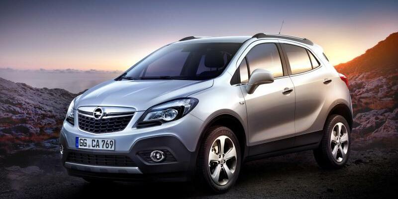 Opel Mokka - Foto: Opel