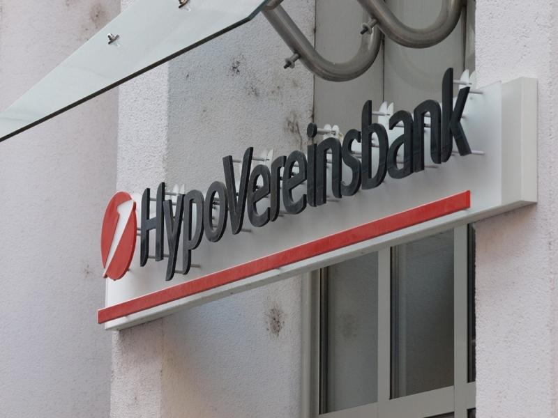 HypoVereinsbank-Logo - Foto: über dts Nachrichtenagentur