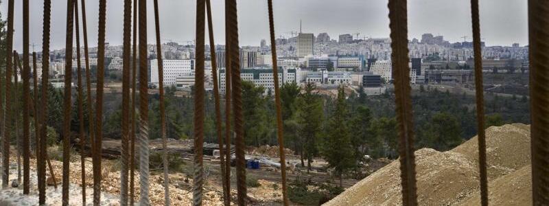 Siedlungsbau - Foto: Jim Hollander