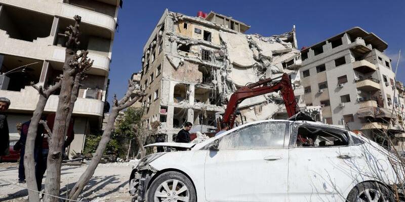 Damaskus - Foto: Youssef Badawi