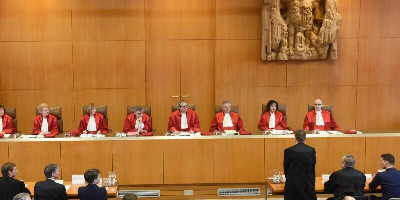 Urteil verkündet - Foto: Uli Deck