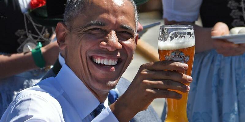 Barack Obama - Foto: Tobias Hase