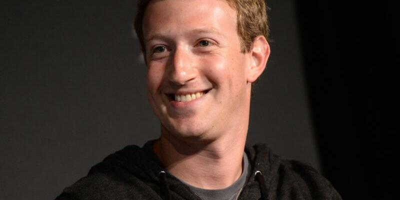 Mark Zuckerberg - Foto: Michael Reynolds/Archiv