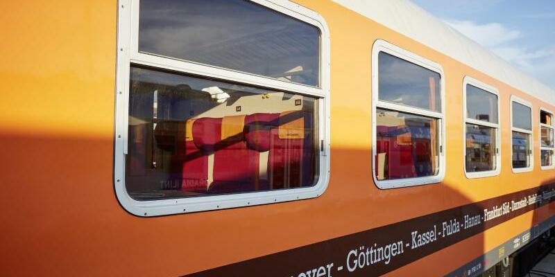 Privatbahn Locomore - Foto: York Christoph Riccius/Locomore/dpa