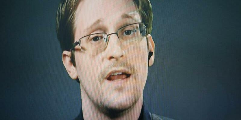 Edward Snowden - Foto: Justin Lane
